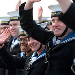 Royal navy jobs careers in the navy royal marines - Royal marines recruitment office ...