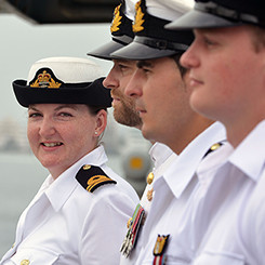 Royal Navy Officer   Eligibility and Entry Requirements