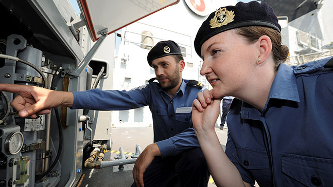 Weapon Engineer Officer | Royal Navy Jobs in the Surface Fleet