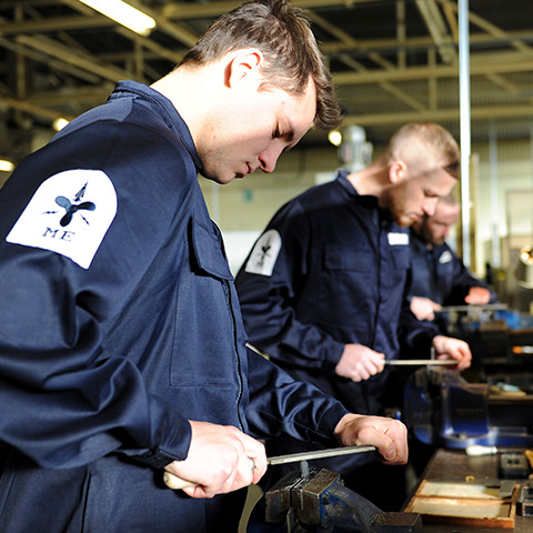 Engineering Technician Marine Engineering in the Royal Navy
