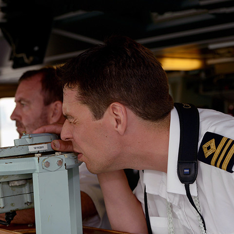 Royal Fleet Auxiliary Deck Officer