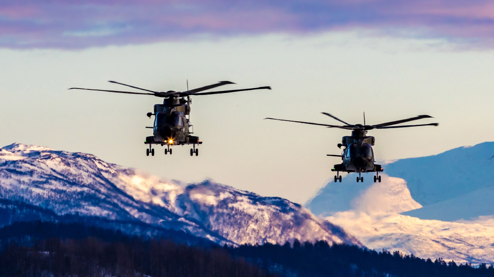 Commando Helicopter Force | Royal Navy