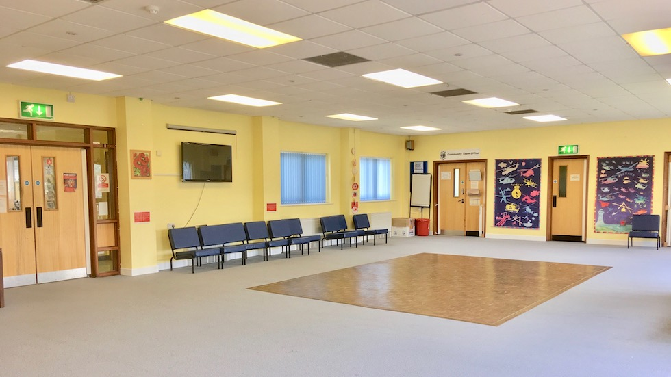 Culdrose Community Centre Facilities