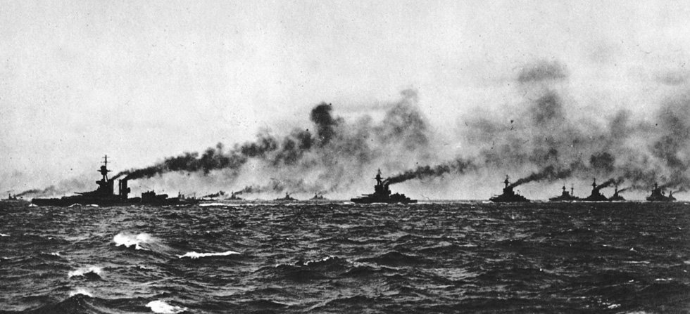 Battle of Jutland 1916