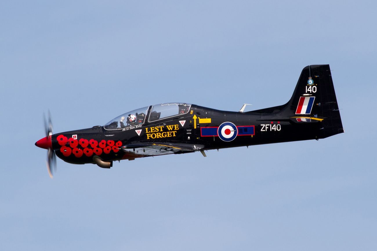 RAF Tucan T1 © Paul Johnson