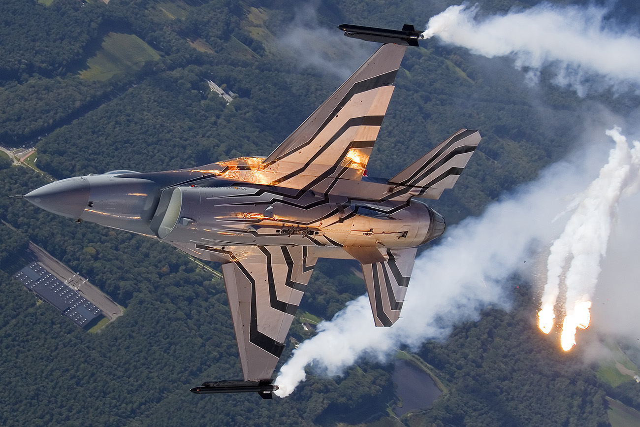 Belgian Air Force F-16