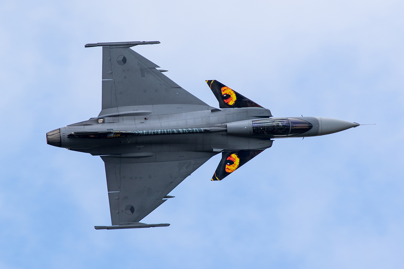 Czech Air Force JAS 39 Gripen