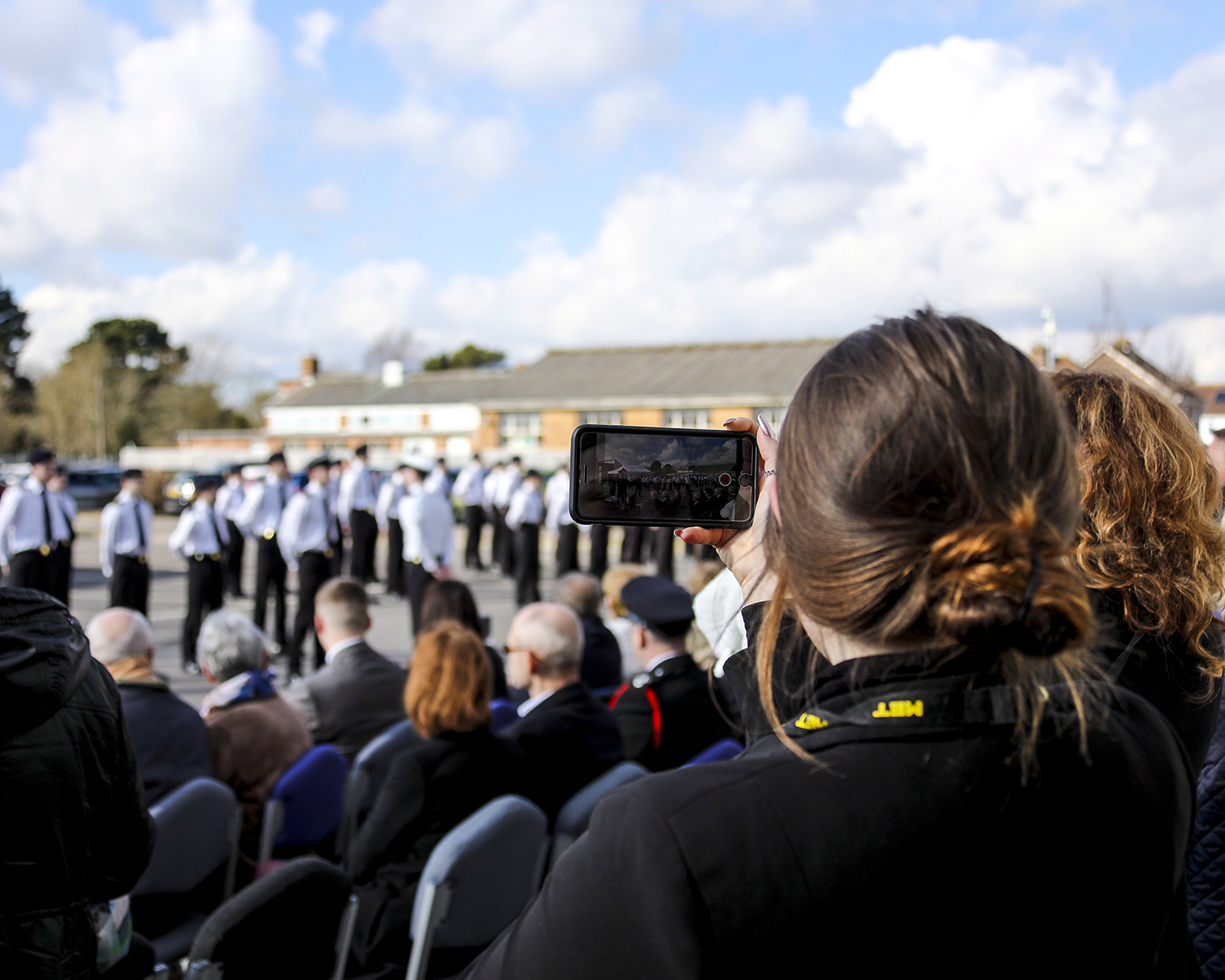 Northbrook College opens its doors to the Royal Navy Combined Cadet Force