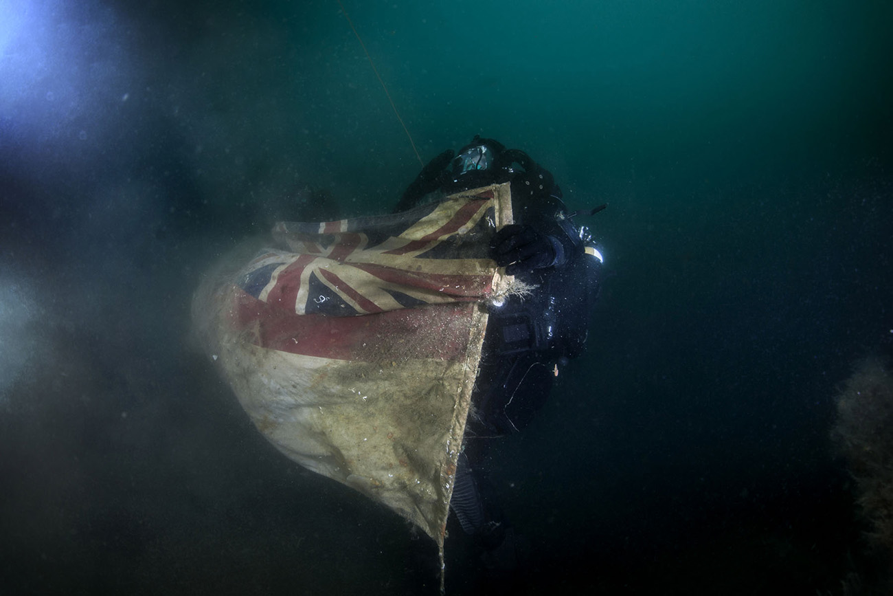 Centenary of HMS Vanguard sinking to be marked