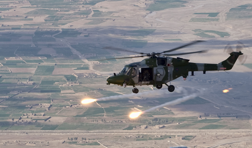 847 Lynx fliers complete final Afghan tour of duty