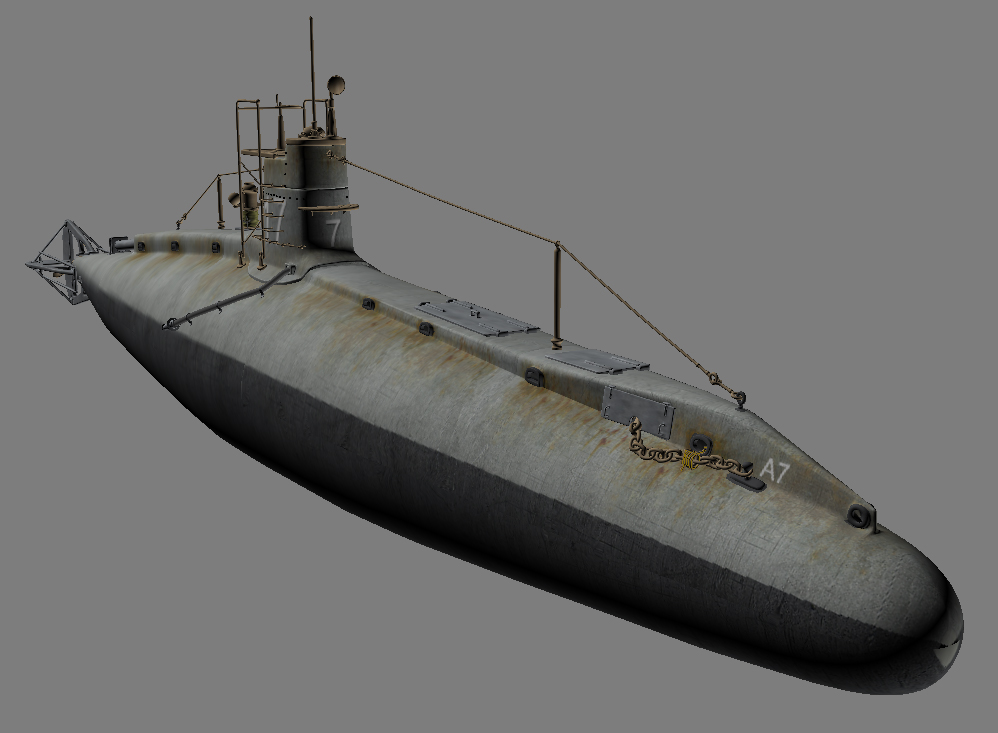 Divers to return to lost WW1 submarine to discover its fate | Royal Navy