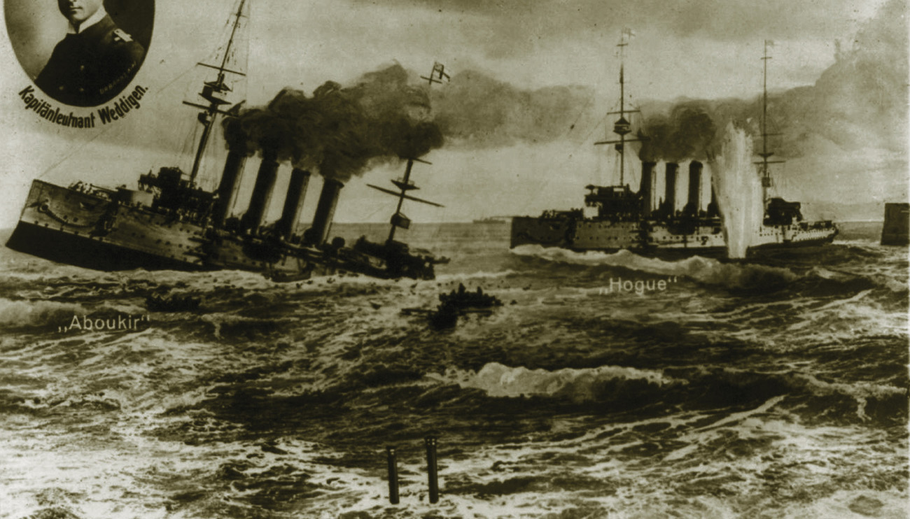Great War wrecks to be protected from unscrupulous salvagers
