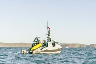 Autonomous minehunters will be introduced into the Royal Navy following a contract between the UK and France