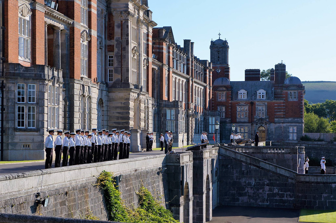 Royal Naval Reserves unveil their summer Fast-Track Officer Scheme