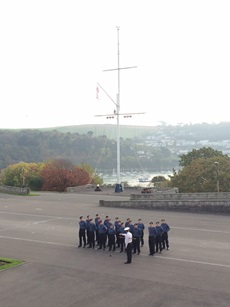 New entry weekend for University Royal Navy Units