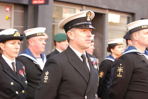 Tay Division support Dundee remembrance ceremonies