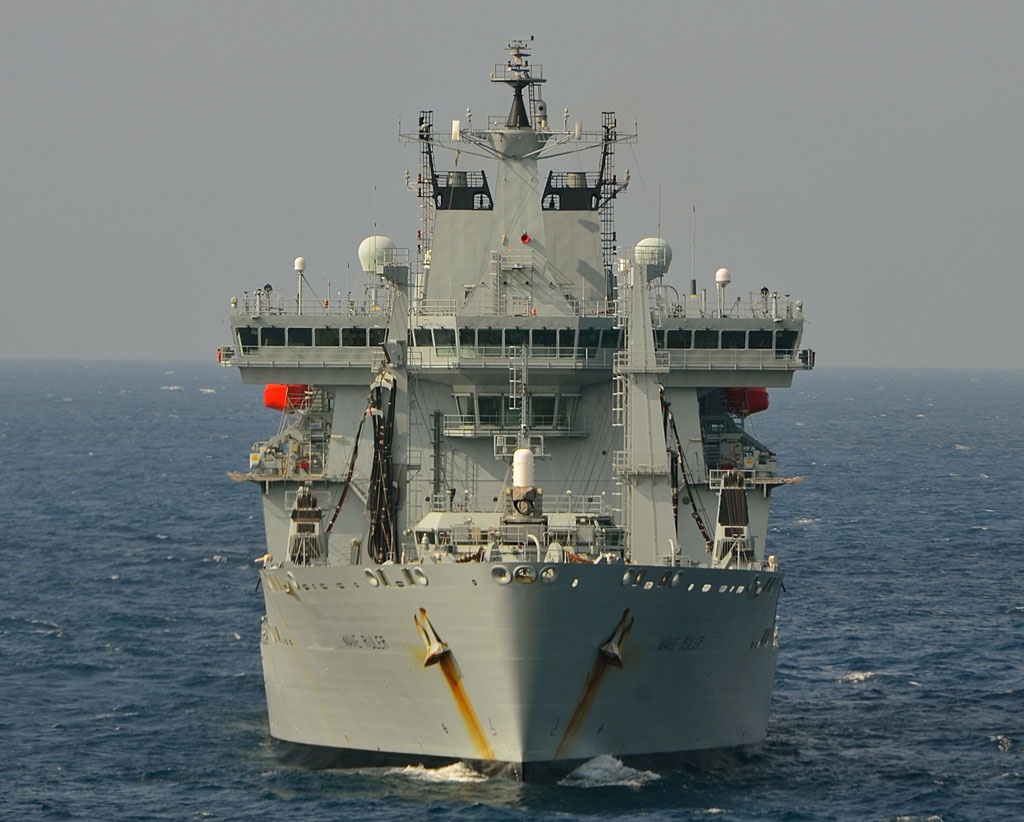 RFA Wave Ruler
