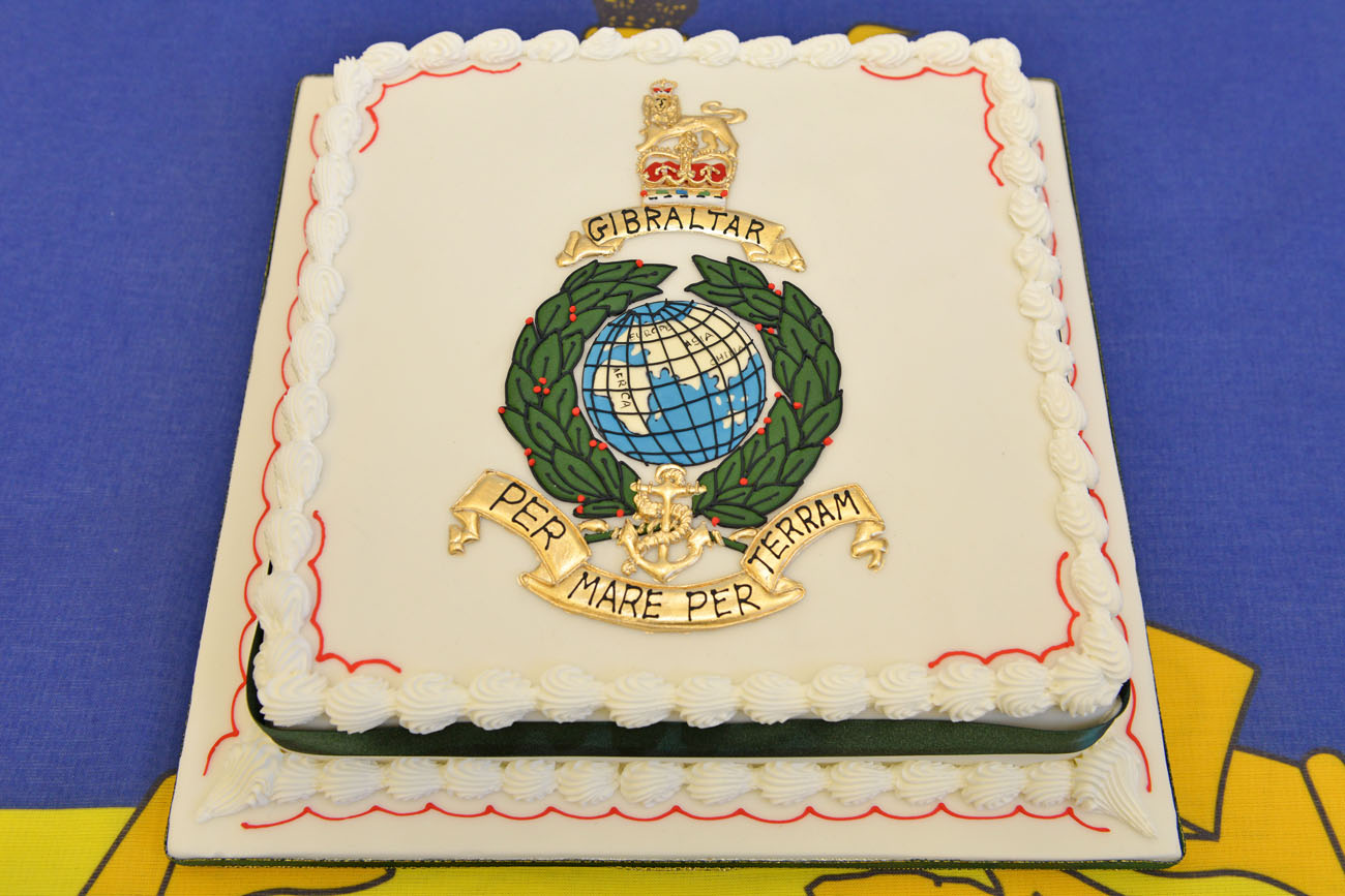 Royal Marines School Of Music Celebrate Royal Marines 350th Birthday