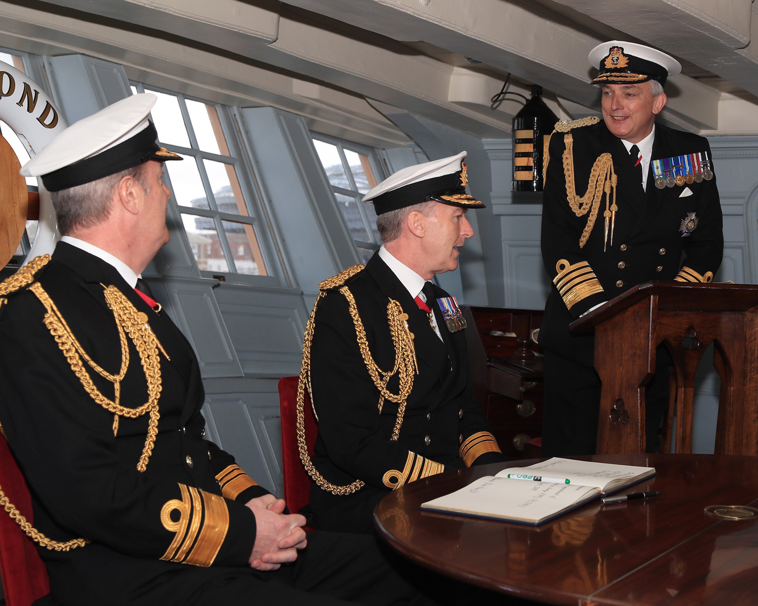 Royal Navy appoints new Second Sea Lord | Royal Navy