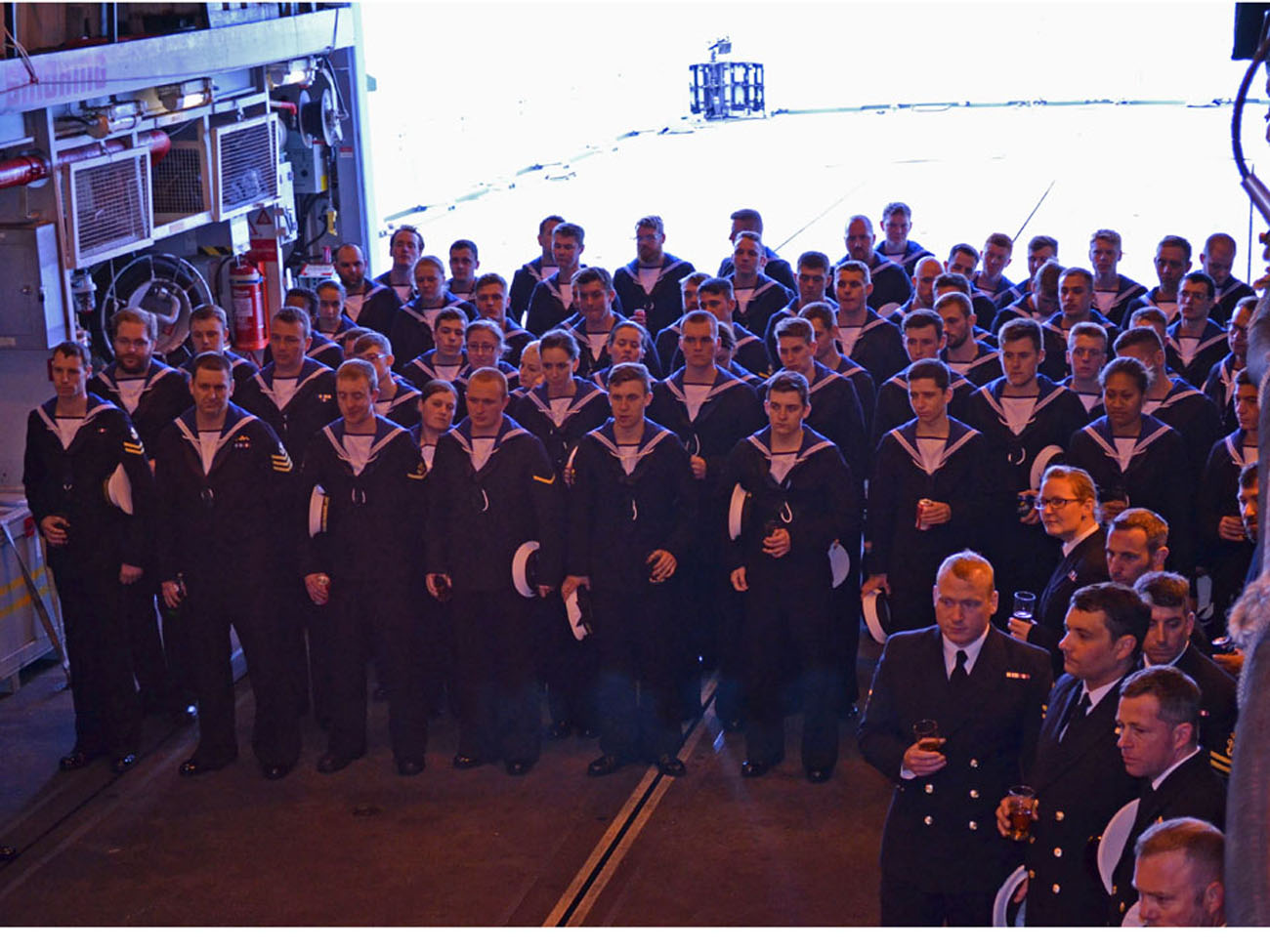 Navy plays big part in Royal Yacht Squadron's anniversary celebrations