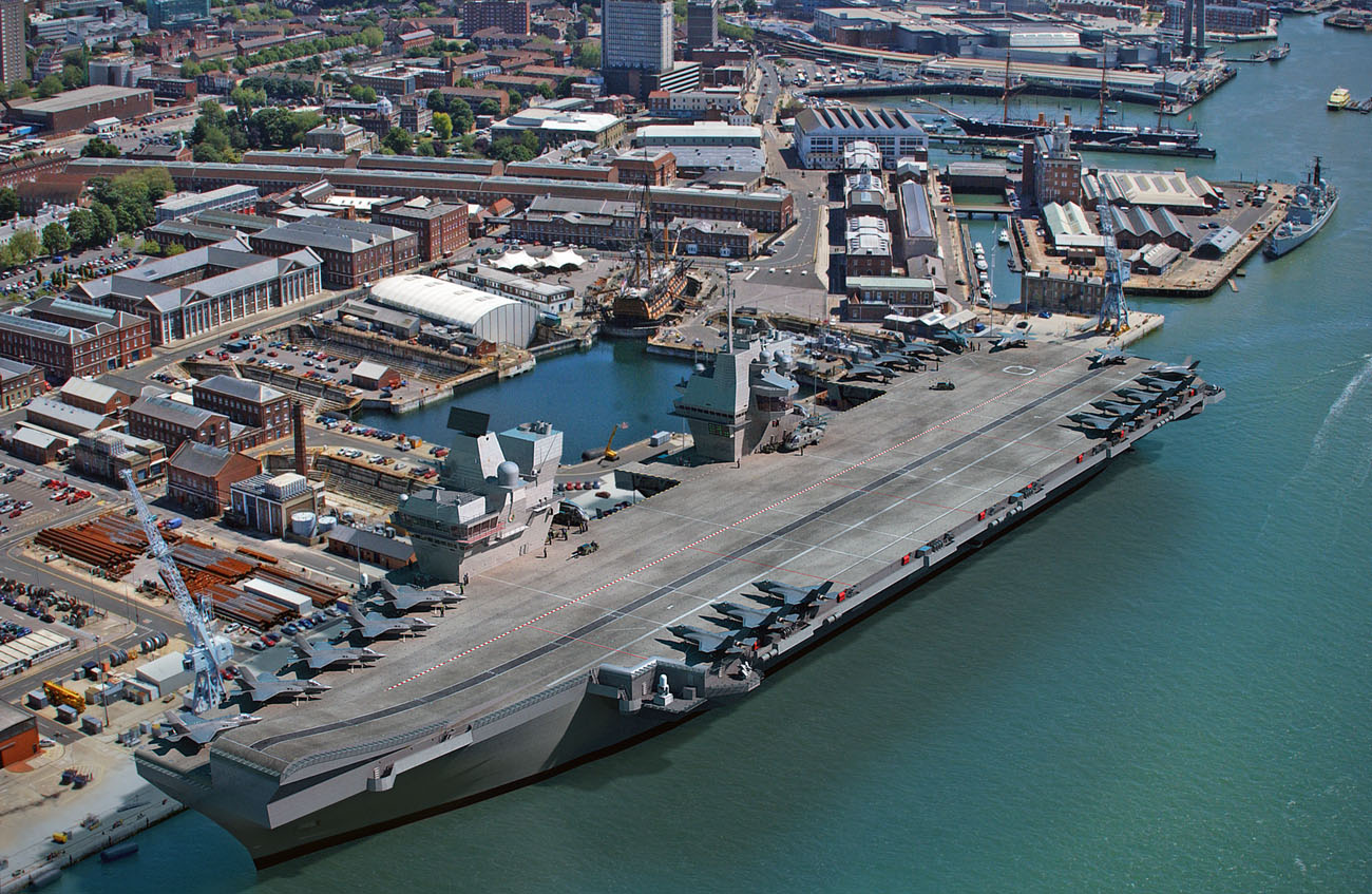 Royal Navy video shows Type 45 destroyer launch an Aster