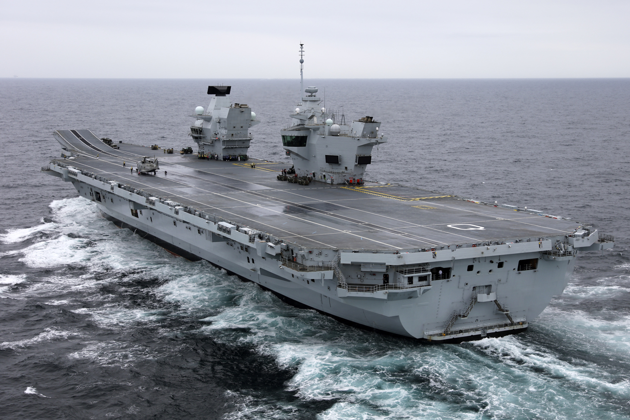 British Aircraft Carrier Queen Elizabeth Aircraft carriers | Ro...