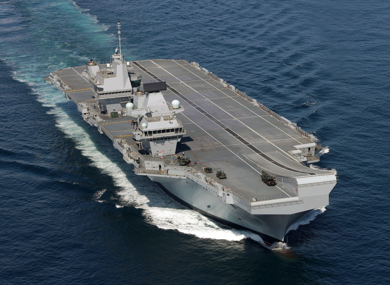 Aircraft carriers | Royal Navy