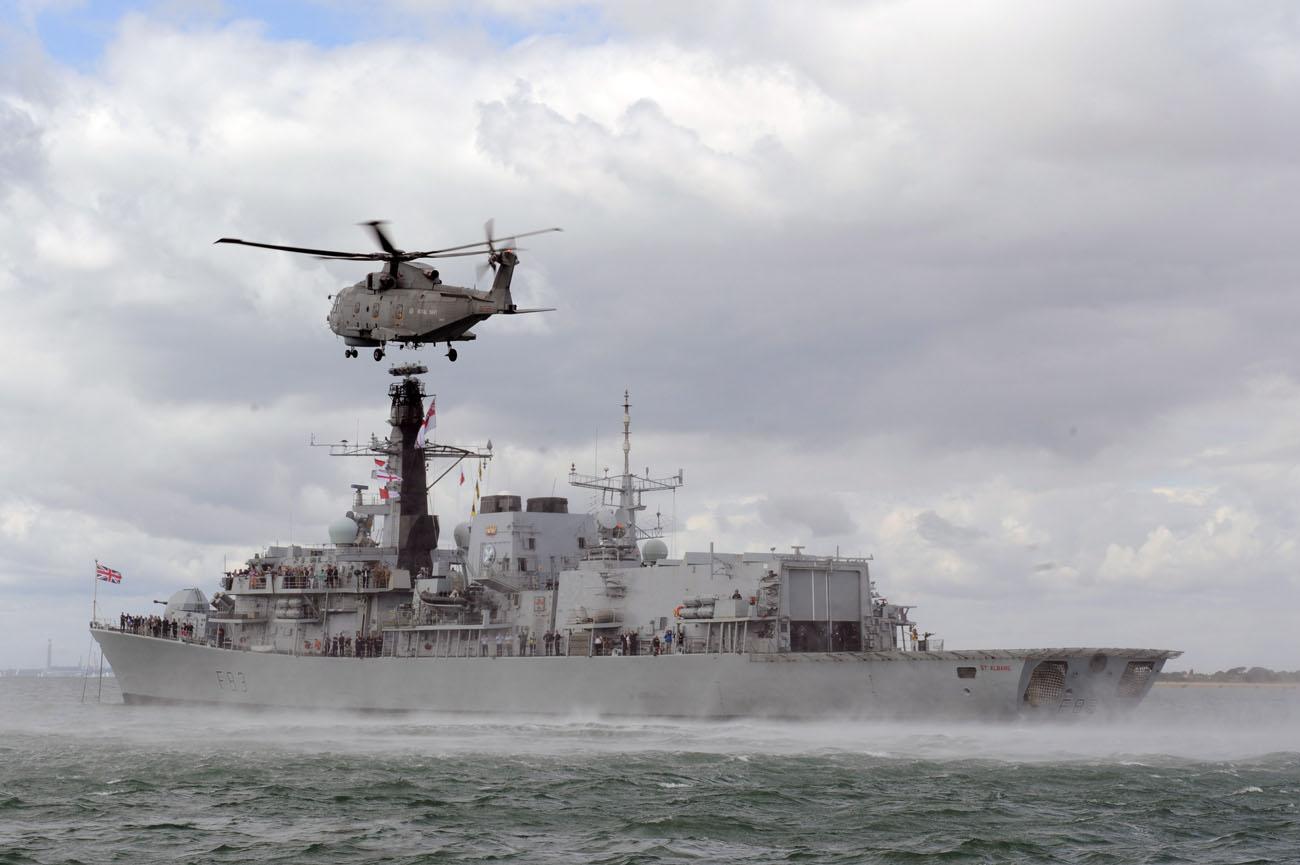 Second Royal Navy Mediterranean drugs bust in a fortnight ...