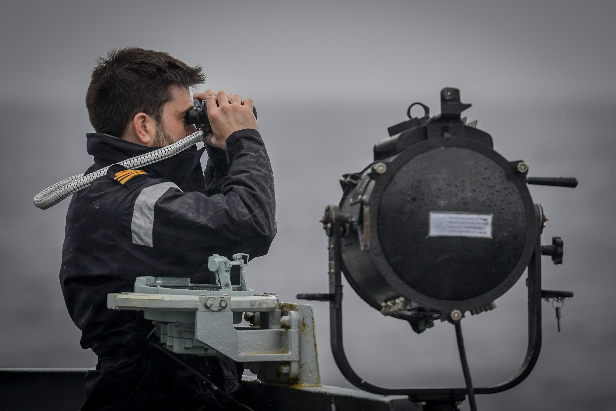 HMS Astute and HMS St Albans have been training in the Atlantic