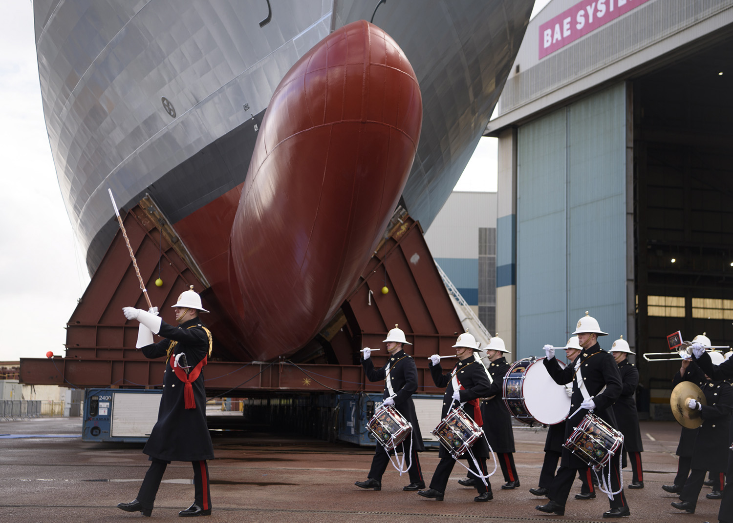 New offshore patrol vessel named HMS Trent