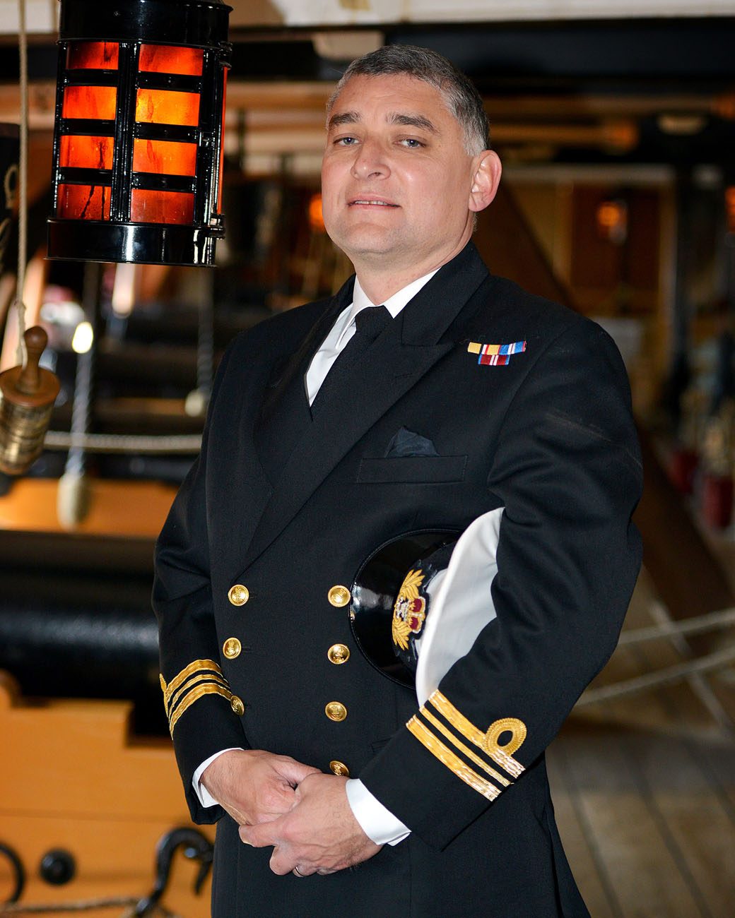lt cdr bj smith appointed 101st commanding officer of hms