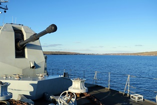 From navigation to dedication as Westminster honours Royal Oak dead in Scapa Flow