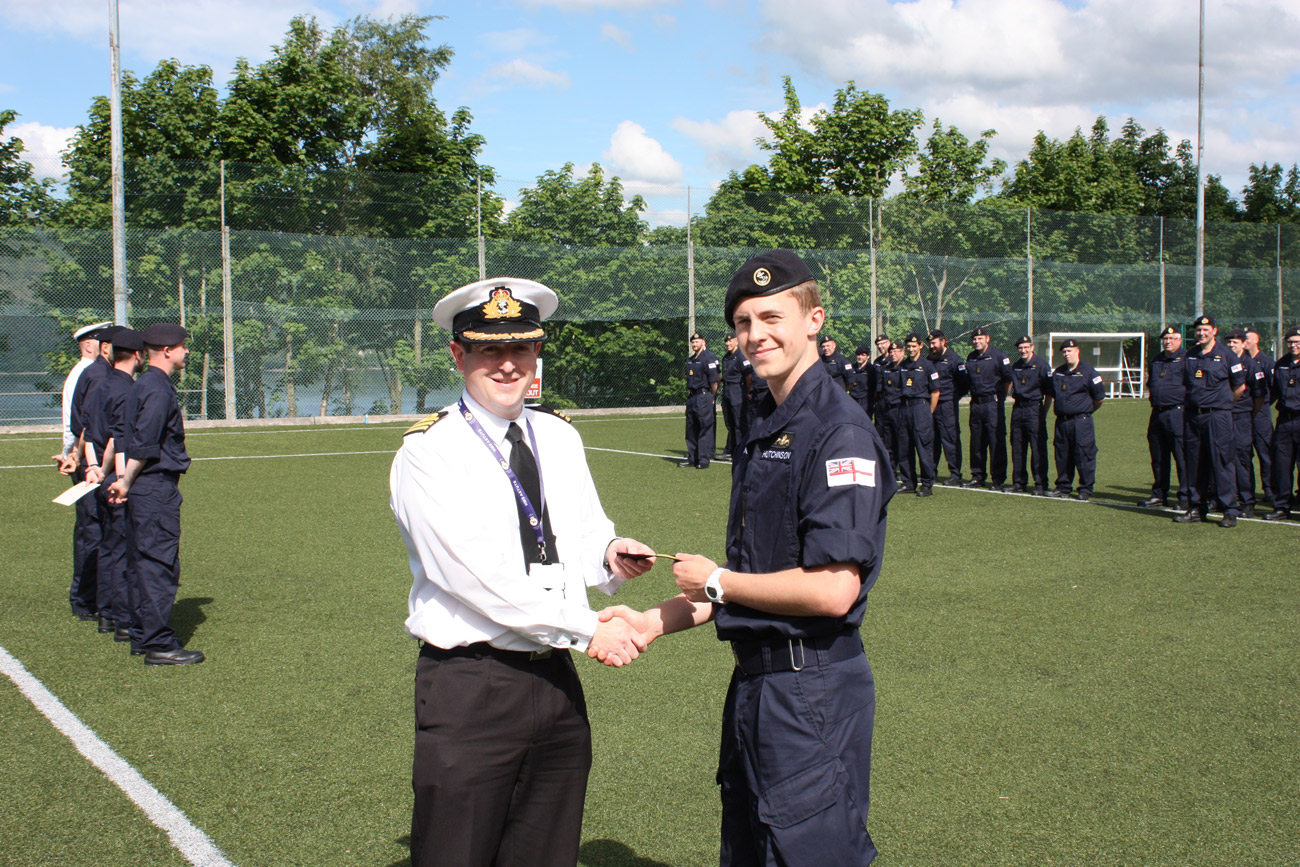 Awards for Astute submariners