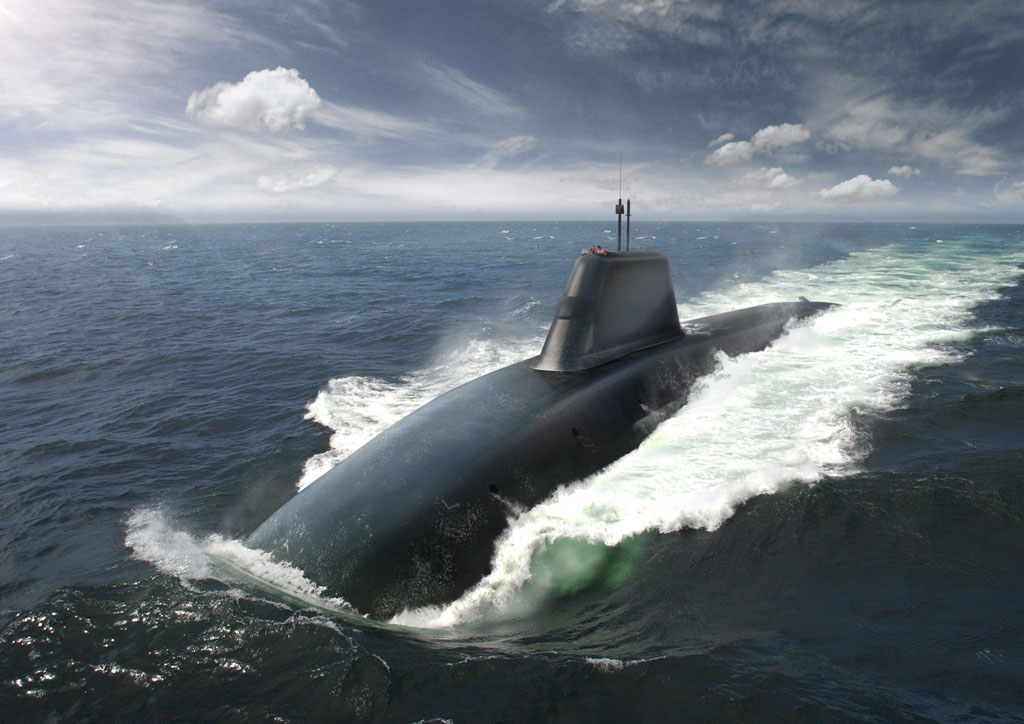 £79m investment in next generation nuclear submarines