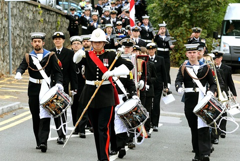 RNAS Culdrose to mark Freedom of Helston 60th anniversary