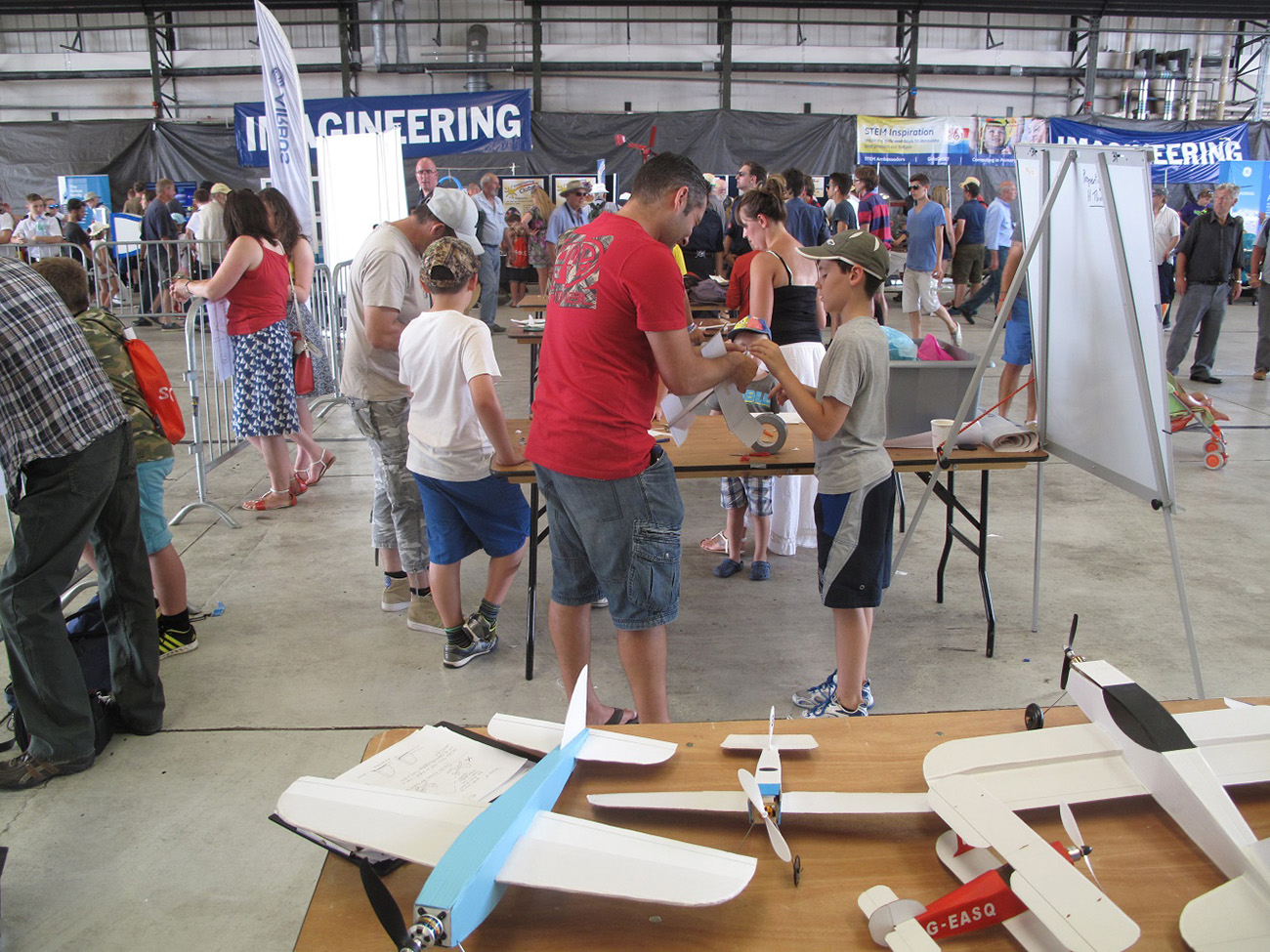 Inspiring the next generation of engineers at Air Day