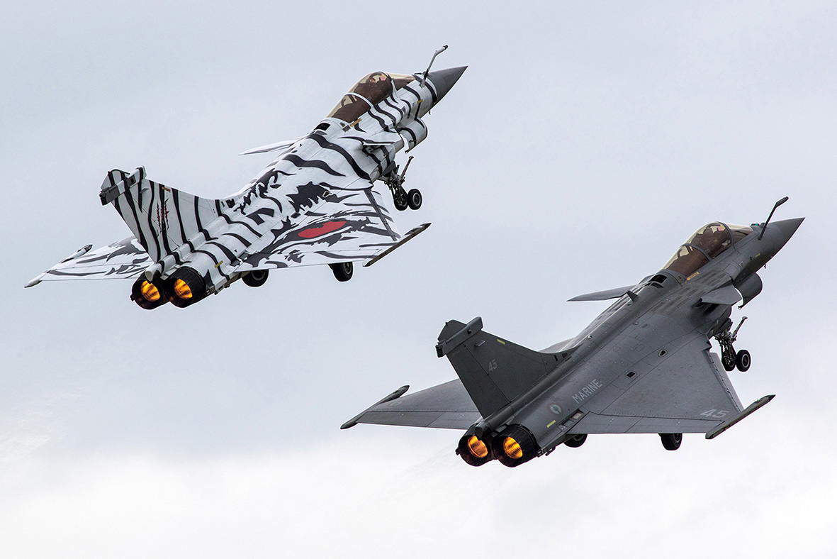 French Navy confirmed for RNAS Yeovilton Air Day