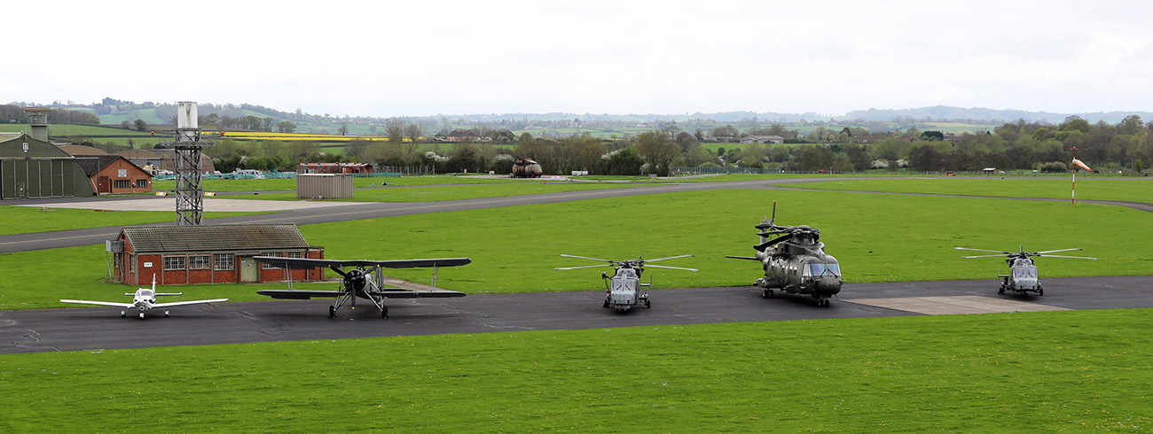 RNAS Yeovilton Air Day 2018 ready for take-off