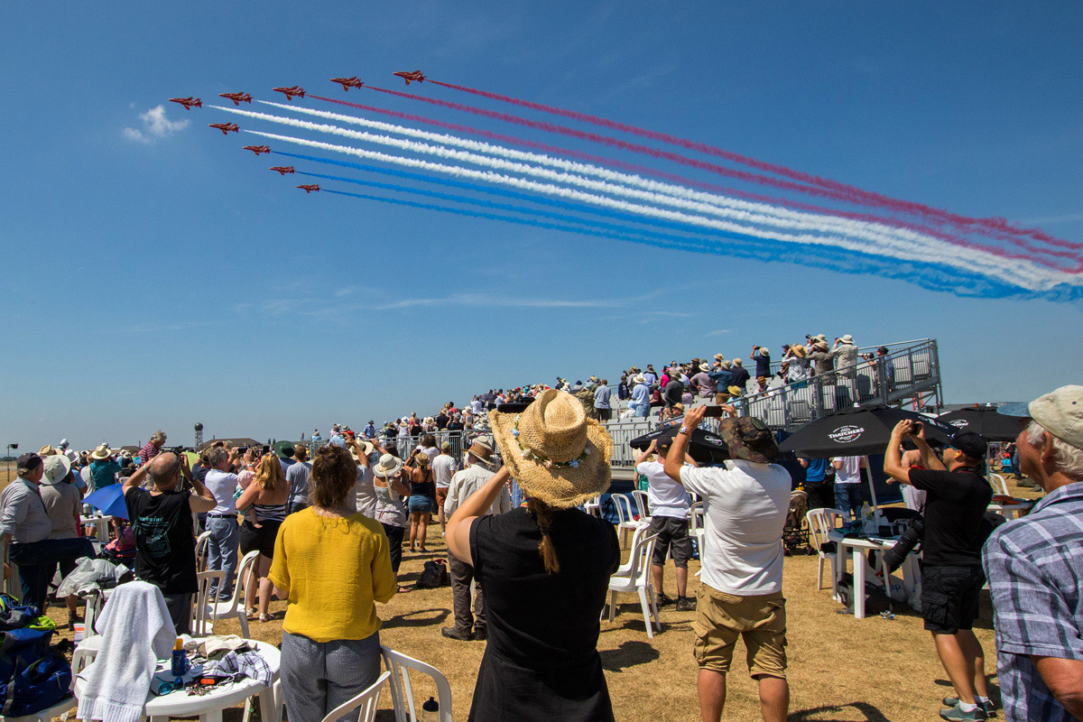 Date confirmed for Royal Navy International Air Day at Yeovilton
