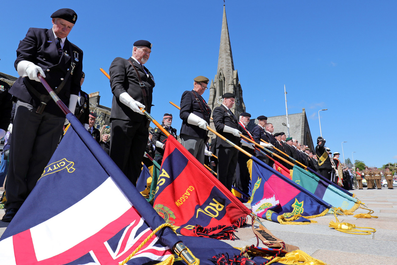 Helensburgh commemorates Battle of Jutland