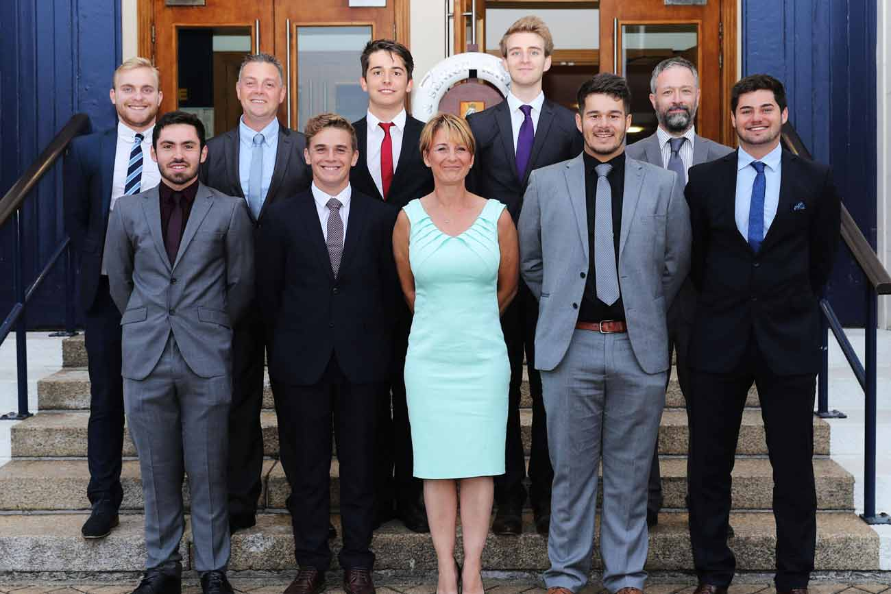 New Ministry of Defence engineers graduate in Plymouth