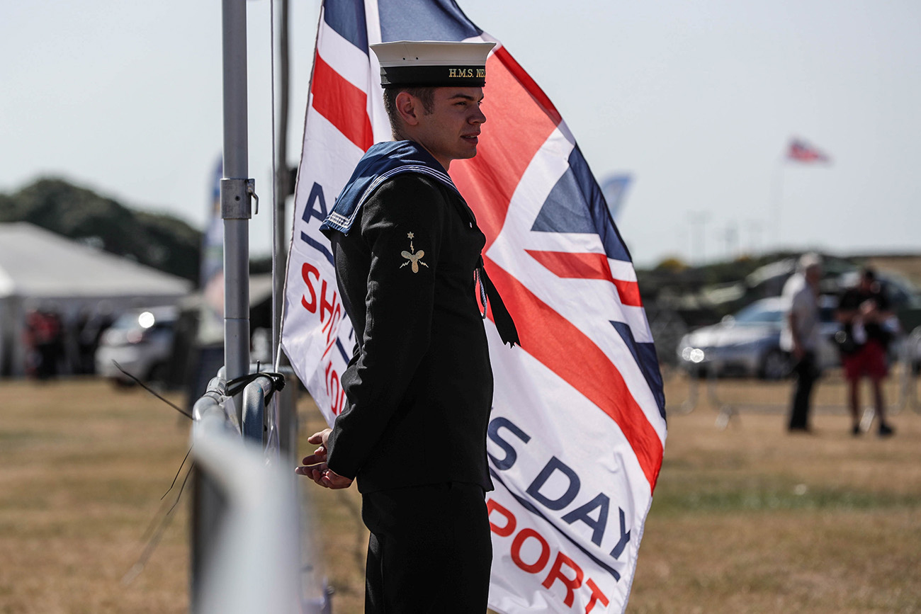 The Royal Navy celebrates Armed Forces Day in Portsmouth