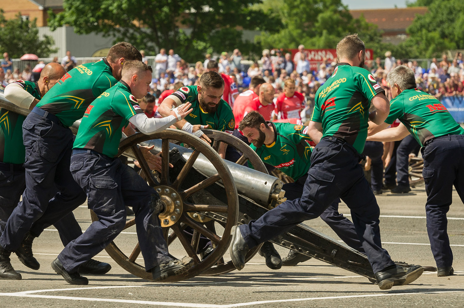 Advance tickets now on sale for HMS Collingwood Open Day