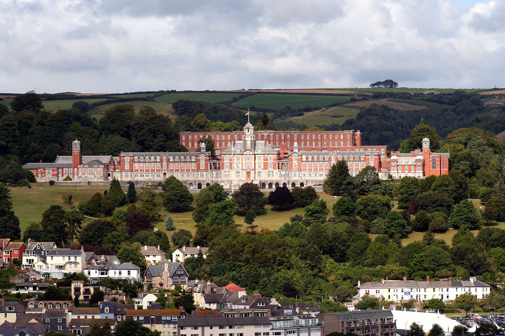Britannia Royal Naval College Opens for Public Tours