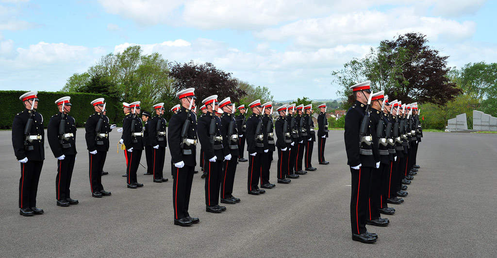 Commando Training Centre Royal Marines Lympstone | Royal Navy