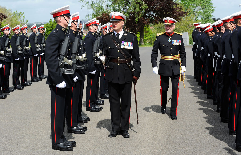 New Royal Marines complete training