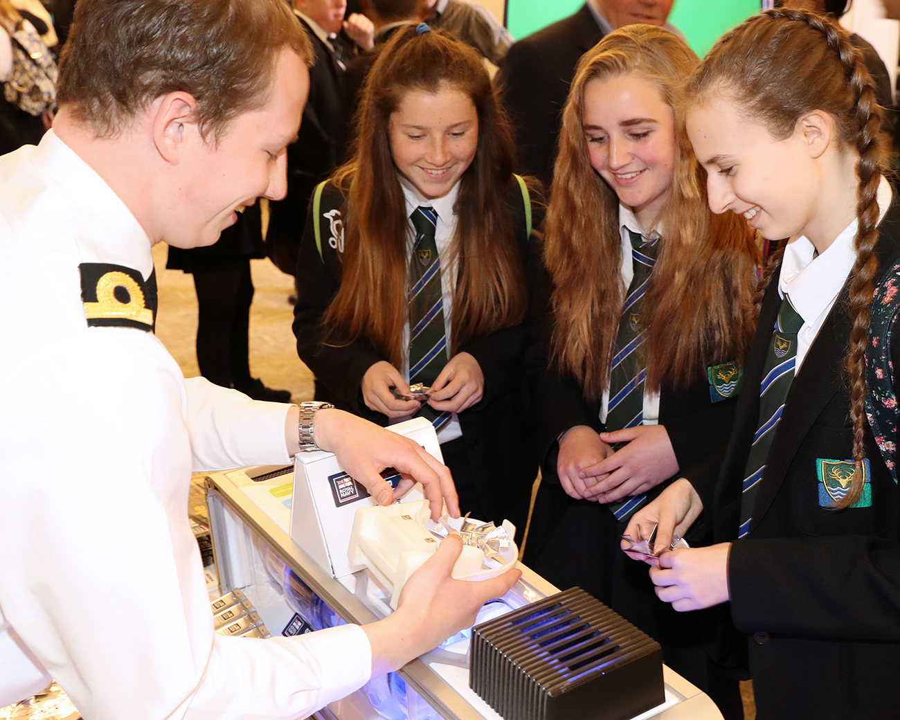 displays help promote STEM at The Big Bang Solent