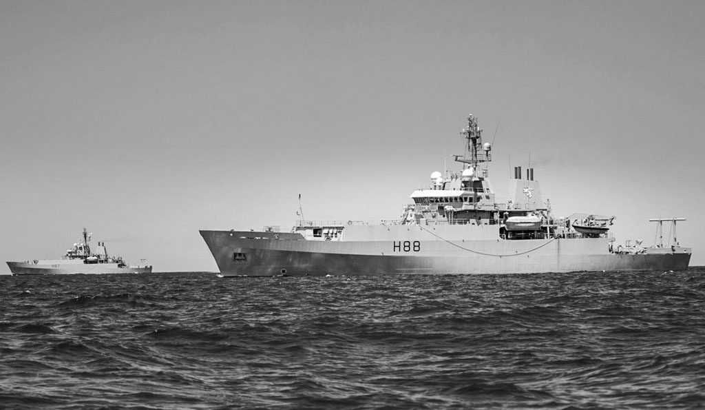 HMS Enterprise HMS Echo