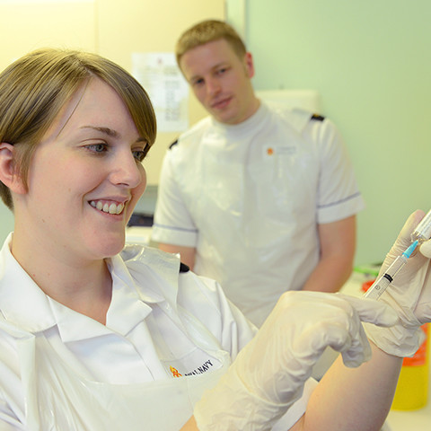 Biomedical Scientist the Royal Navy