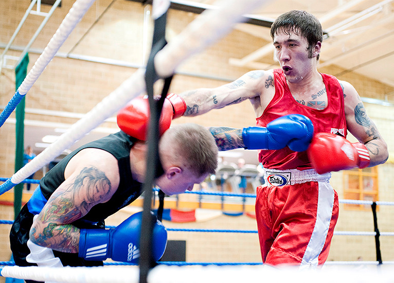 Royal Navy Boxing